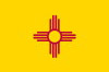 Vlag New Mexico